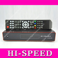 Wholesale Original EYEBOX X5 full HD p satellite receiver support IPTV Youtube Youporn Gmail Google Maps