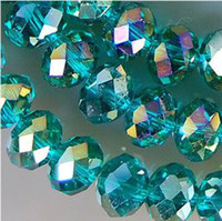Wholesale 1000PCS mm green AB Swarovski Crystal Gemstone Loose Beads bead G168