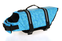 Wholesale Dog Life Jacket amp Dog Life Vest ONE Blue Bone amp Paw