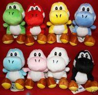 Wholesale High Quality Soft Plush Super Mario Plush Yoshi Plush Doll Anime quot Cos Figure