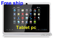 Wholesale A13 Q88 tablet pc quot Allwinner point capacitive Screen android Multi Touch GHz MB