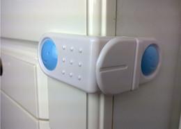 Wholesale The baby safety supplies rectangular drawer lock cabinet lock refrigerator lock