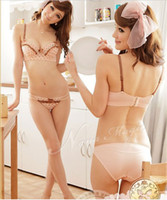 Wholesale 2013 new export product quality hot lingerie and adjustable bra sets ABCD cup