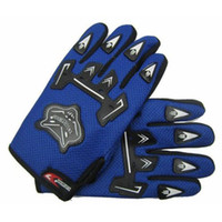 Wholesale Lowest Price pairs Bicycle Bike Full Finger Cycling Gloves Pad Mesh w Gel