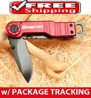 Wholesale SNAP ON TACTICAL FOLDING POCKET KNIFE BLADE CAMPING HUNTING FISHING OUTDOOR TOOL BEST BUY