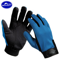 Wholesale NON SLIP GLOVES driving biking climbing gloves spring summer autumn season wear MG