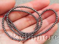 Wholesale 8SE07689a Strds mm hematite Round Beads