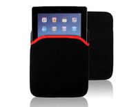 Wholesale Soft Neoprene Laptop sleeves Case Pouch Bag cover for ipad mini Galaxy table kindle fire NEW