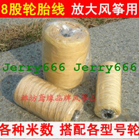 Wholesale Weifang Kite line of roughly shares tire line rectangular braided lines m m m elect