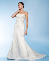 Regular Reference Images Covered Button Wow 2013 Elegant Sweetheart Wedding Dresses Gown Ivory Taffeta Applique Bridal Dress Prom Gown RL104