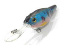 Wholesale Fishing Lure Body Swimbait Crankbait Hard Bait Fresh Water Shallow Water Fishing Tackle S378X14