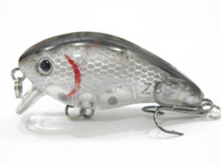 Wholesale Fishing Lure Crankbait Hard Bait Fresh Water Shallow Water Bass Fishing Tackle C52X55