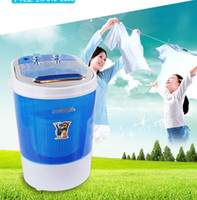 mini washing machine - 4 Kg Portable Mini Washing Machine Spin Washing Timing Function XPB40