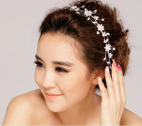 Wholesale 2013 Bridal Accessories Tiaras Hair Accessories Wedding accessories crystals headband flower M3376