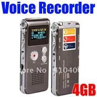 Wholesale GB Digital Voice Telephone Recorder MP3 WMA Mic USB