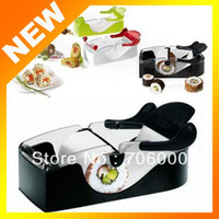 Wholesale Easy Perfect Roll maker Sushi Magic Cutter Roller Rice Mold by yourself Japanese