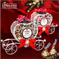 Wholesale Mixed desgin Holiday wedding gift metal candy box romantic Boxes with flower decoration wc088