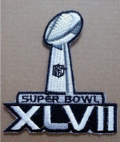 Wholesale 2013 super bowl XLVII Patches badge Football elite game cheap mix order
