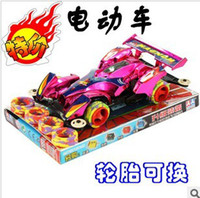 Wholesale Electric toy car electrical scooter Raider buggies four wheel drive Birthday gift Baby toys