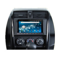 Wholesale 2 DIN Android Car PC Indash DIN Touch Screen Monitor Car DVD DV Portable Computer Ipad MID