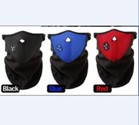 Wholesale Cycling NEW mask Winter warm fleece skiing bike sports color cycle FRTEAM Clothing amp