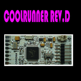Wholesale NEW coolrunner rREV D with MHZ Oscillator Crystal for A RGH Corona for xbox360