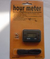 Wholesale LCD Inductive Hour Meter for Marine ATV Motorcycle Snowmobile high quality