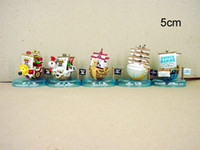 Wholesale Retail One Piece Pirates Ship Going Boat Model Action Figure Toys Dolls Gifts style cm OPFG2133
