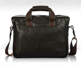 Wholesale Fashion genuine leather men shoulder bags Quality Guaranteed Bostanten bag Authentic brand men bag