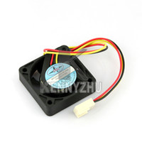 Wholesale Brushless DC V Pin x4cm Computer PC Case Cooling Pad Cooler Fan Heatsink