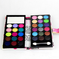 Wholesale Naked Eye shadow Palette Matte Pearl color Matte Shdow Eyeshadow Makeup A