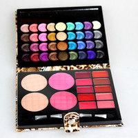 Wholesale Naked Eye shadow Palette Make up Foundation Blush Lipstick Pro Eyeshadow Makeup