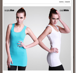 Wholesale Summer Tank Top Women Vest Fashion Bottoming Dress Candy Color T shirt Color Mix Batch