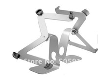 Wholesale High quality Degree Rotation Aluminium Metal Portable Desktop Holder Stand for ipad ipad2 ipad3