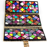 150 colors naked eye - Glitter Makeup Naked Eye shadow Palette color Wet Shadow Eyeshadow Makeup GZ0031