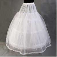 Wholesale Cheapeat Hoop tulle Wedding Bridal Gown Dress Petticoat Underskirt Crinoline Wedding Accessories
