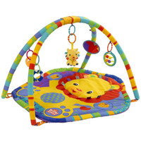Wholesale Kids2 bright been stent music multi function frog game blanket mat fitness