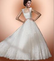 Portrait best portraits - 2016 Best Style Custom Made Beautiful Sexy Bride Wedding Dress Square Neckline Bridal Dresses
