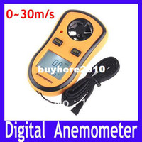 Wholesale Mini portable wind speed meter GM8908 with beaufort scale indication MOQ