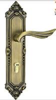 Wholesale Modern Locks Deluxe Interior AB Door Handle Home Deco Hardware Door Hardware Lock Body Lock Cylinder