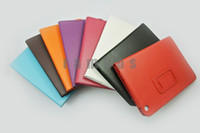 Wholesale PU Leather Case Cover Flip Stand with Wake Sleep Function for ipad mini