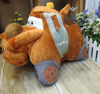 Wholesale Cute Pixar Cars Tow Mater Truck quot Cushion Pillow Plush Toy Figure