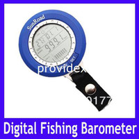 Wholesale Mini LED Portable Digital Fishing Barometer with Altimeter