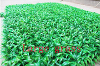 Wholesale Artificial Fake Grass Rug Synthetic Lawn Mat Turf cm Large Grass Ect Style