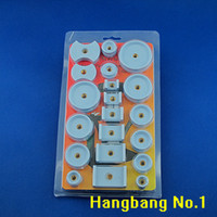 Wholesale Nylon Derlin Dies Set Replace Watch Case Back Crystal Closer Press Repair Tool NS