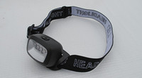 Wholesale Urltra Light mini Black Waterproof Gasket LED Headlamp Camping Hiking Head Light Lamp Torch