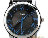 Wholesale factory price new arrived Earl notes watches fashion waterproof couple watches