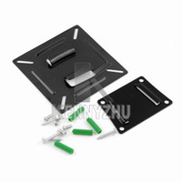 Wholesale New Alloy Wall LCD LED TV Monitor Mount Support For quot quot Flat Panel Screen
