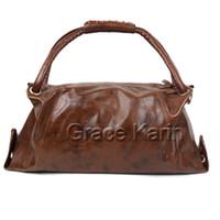 Cheap Totes leather handbags Best Men Plain shoulder bag