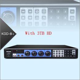 Wholesale New KOD Jukebox KARAOKE MICROPHONE Machine System Player Mixer W HDMI TB HD